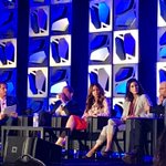 Loved sharing the stage with JP from @Walmart Maria from @ultabeauty and John from @Nordstrom and discussing @KrogerRE. Thanks to @ICSC and the #Nexus committee - great work!