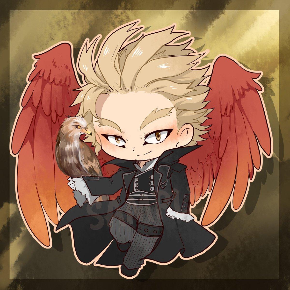Hawks bnha age