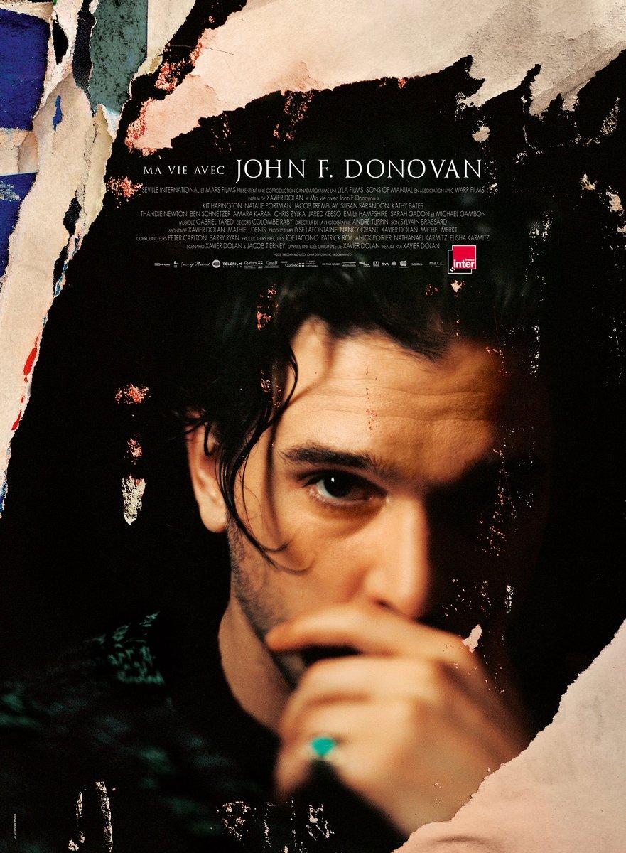 Ma vie avec John F. Donovan affiche