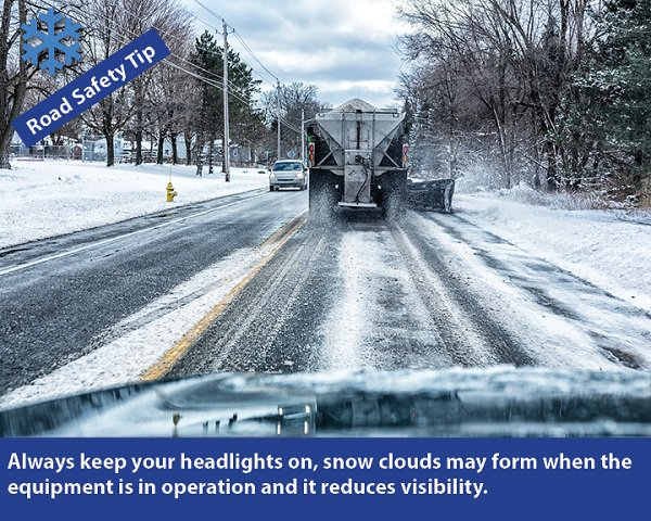 This January & February Beaumont Public Works would like to share some road safety tips while our operators complete winter maintenance functions of snow & ice control.  Information provided by Stay Back, Stay Safe program. #roadsafety #snowremoval #staybackstaysafe #snowclearing