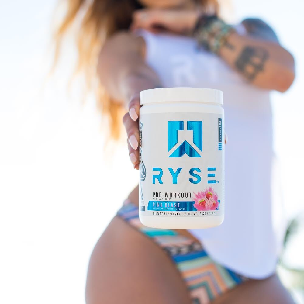 Image result for ryse pre workout