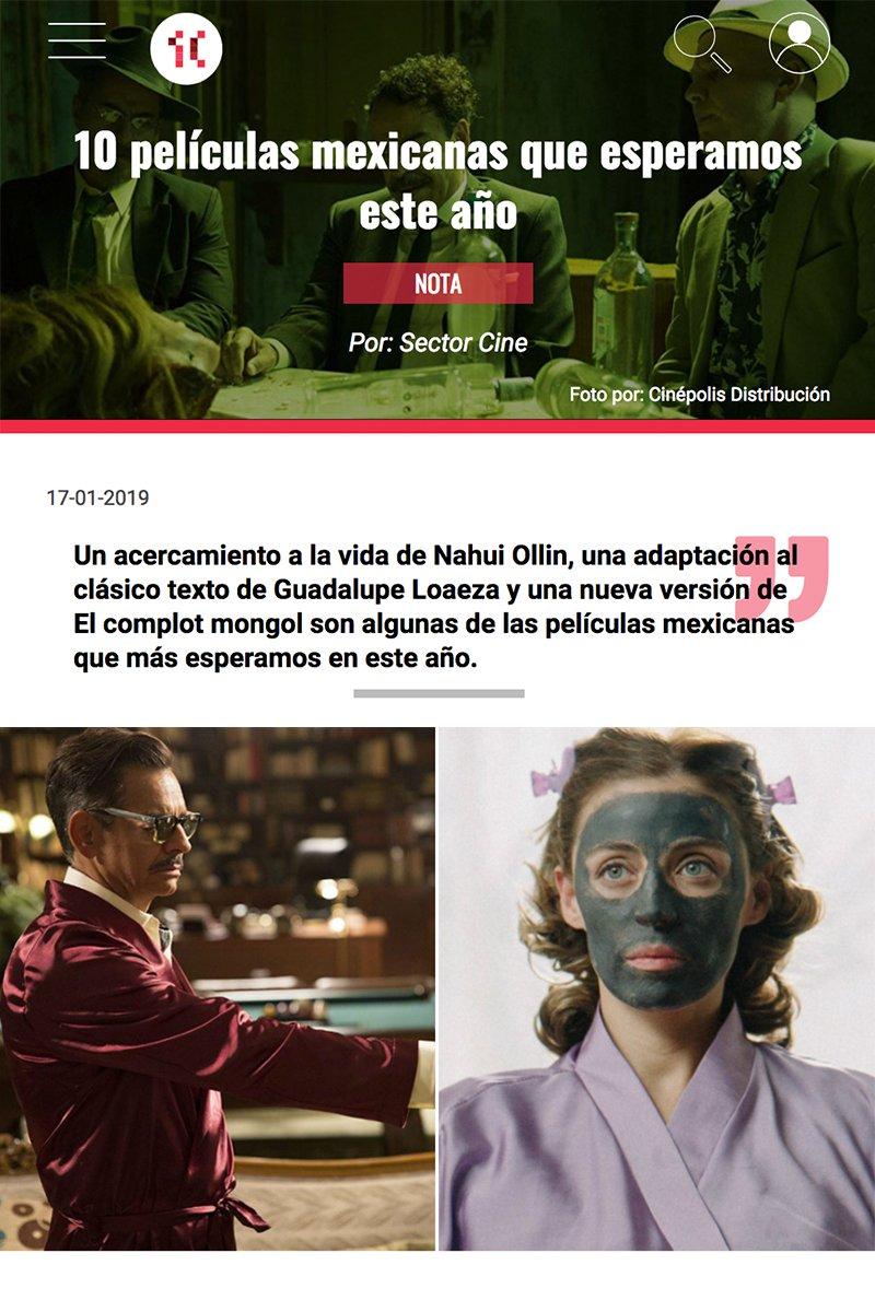 Cinepolis Dist On Twitter Mongolcomplot Y Las Ninas Bien En