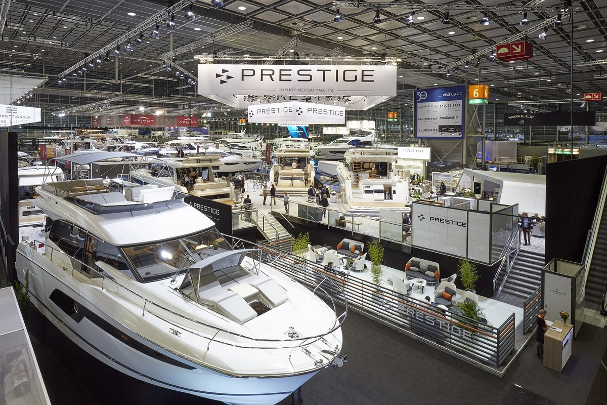 Meet our teams and dealers on stands D41 and 57 in Hall 6 until January 27.  Yachts on display   https   buff.ly 2MgMAO2 pic.twitter.com QjK9DWkQRa 9ceb8c866ff