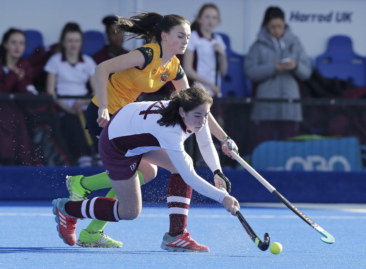 🏑 The @Investec Girls Schools U18 T1 Championships Quarter-Final draw has been made! ⬇️ Bedford/Framlingham 🆚 Repton  Millfield 🆚 St Georges  RGS Newcastle/Trent 🆚 Marlborough  Wellington 🆚 Felsted/St Lawrence  📅 Fixtures to be played on 8 February