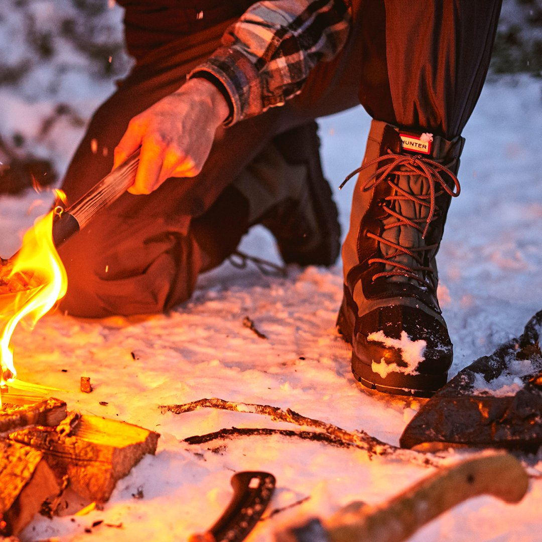 bf296662b Discover the Original Snow Boots, featuring thermal insulation and deep  treads for extra grip.