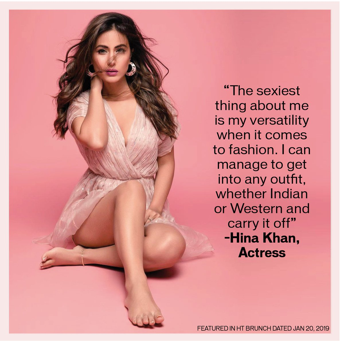 We surely agree with you on this @eyehinakhan. @htlifeandstyle