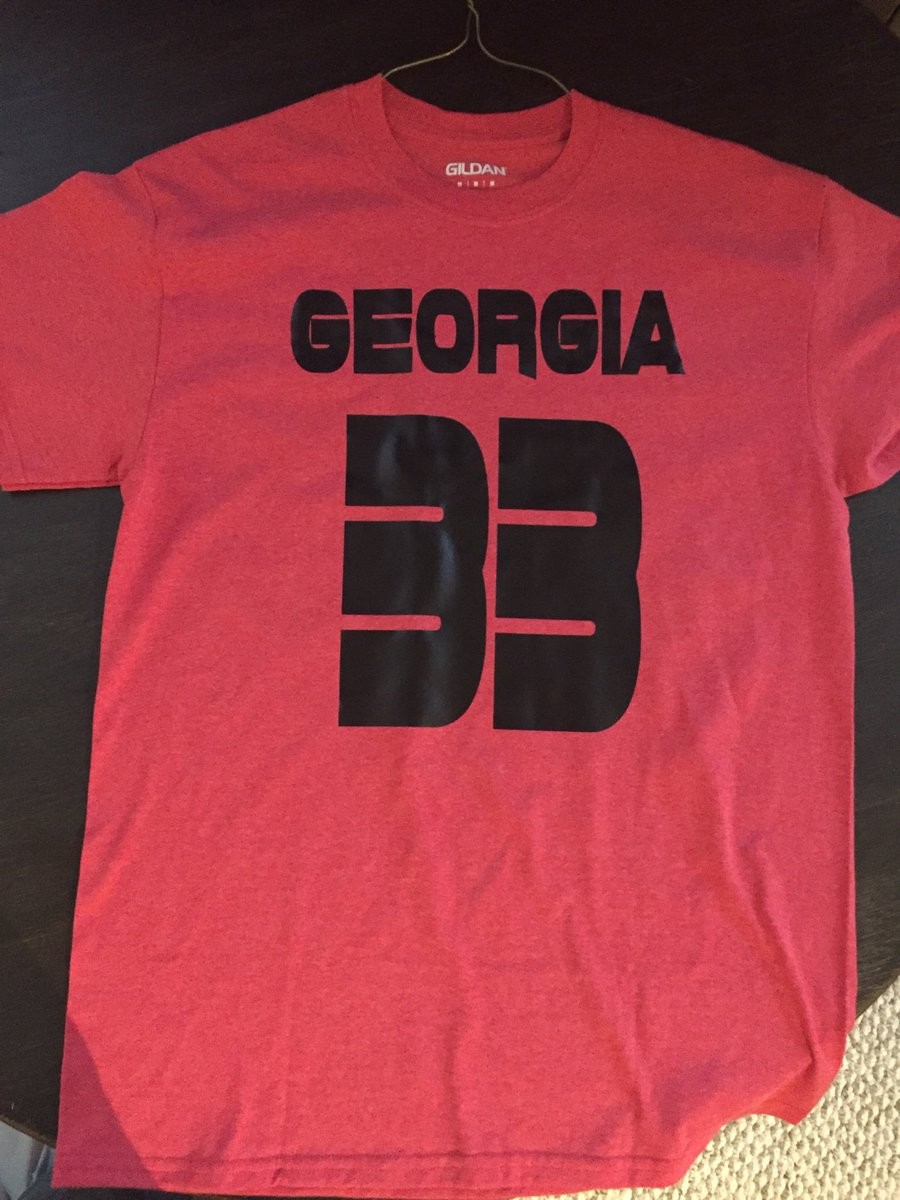 Going to my first  @UGABasketball game tomorrow to see @_claxton33 dominate!