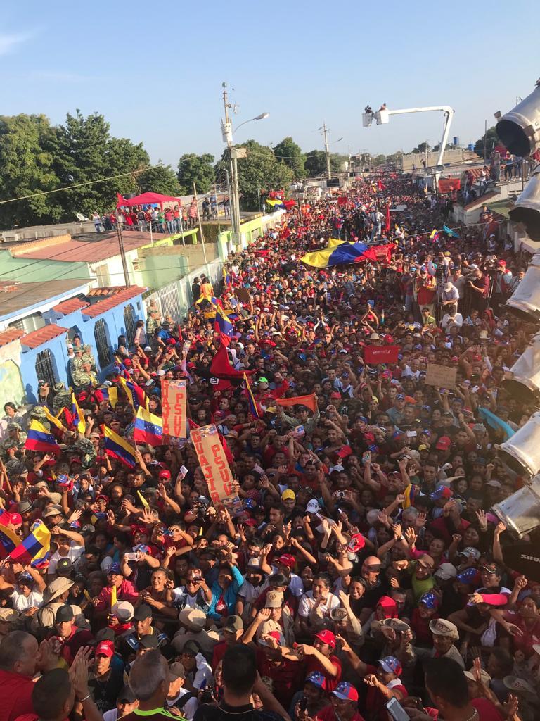 Venezuela - Gobierno (interino) de Juan Guaidó Dxy5dnDWsAsTUkM