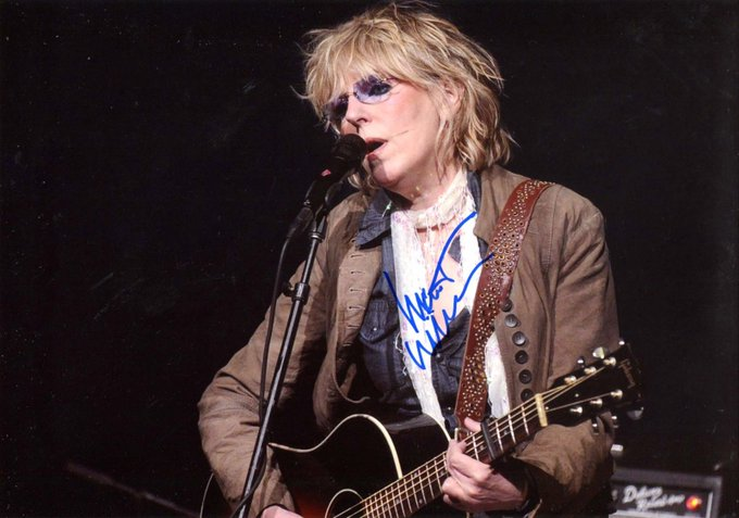 Happy Birthday, Lucinda Williams!