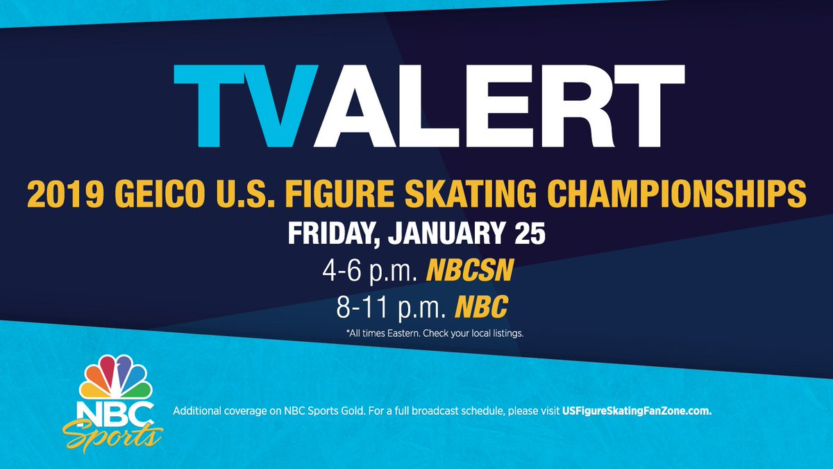 U S Figure Skating On Twitter There S More Uschamps19 On Your Tonight Full Tv Schedule Https T Co Mitkpe0ghz
