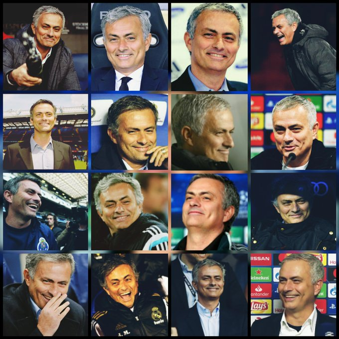 Happy 56th Birthday to Jose Mourinho the best manager I have ever seen.   May the smile never leaves his face.