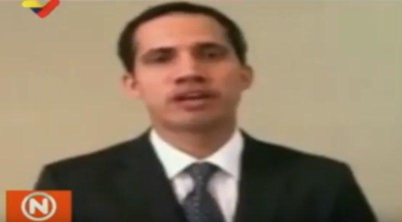 Gobierno (interino) de Juan Guaidó - Página 2 DxyWgYoV4AAsQbB