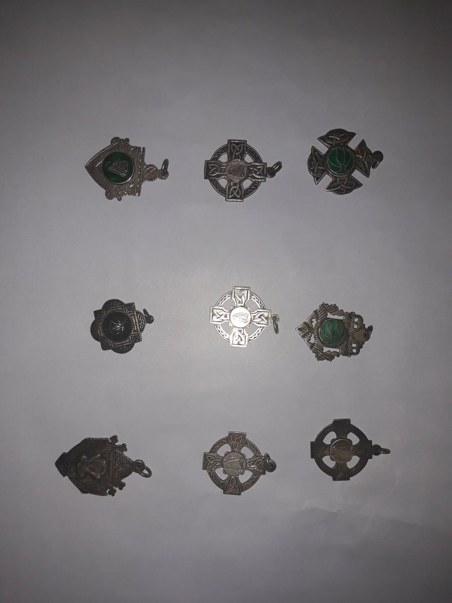 The late Denis Collins's (West Green) Medal Collection. Some medals are dating back to the 1940s.