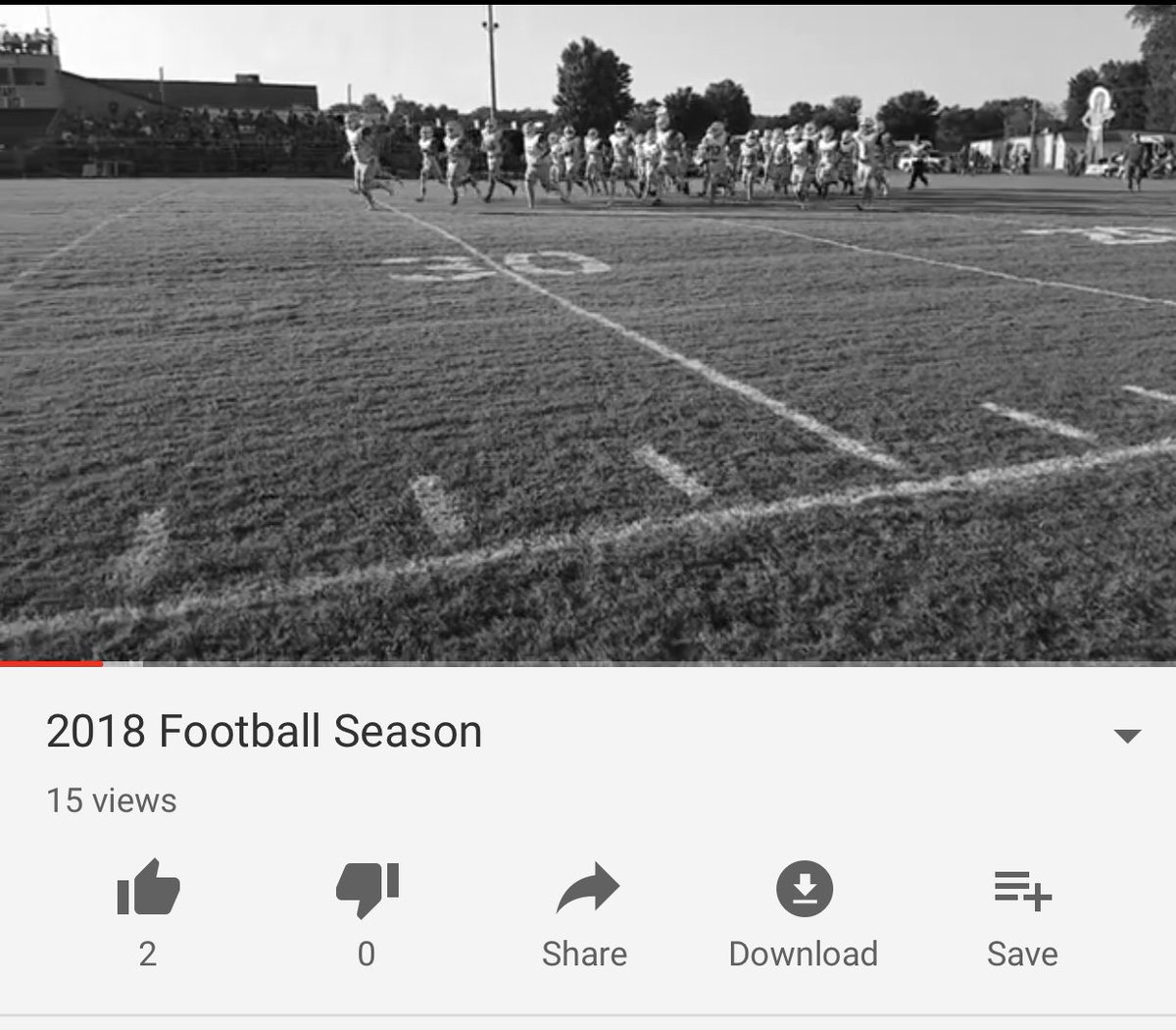 https://youtu.be/QmQMJ9phkCs for all our football seniors out there this is for you #fearthelang #wolvesfootball