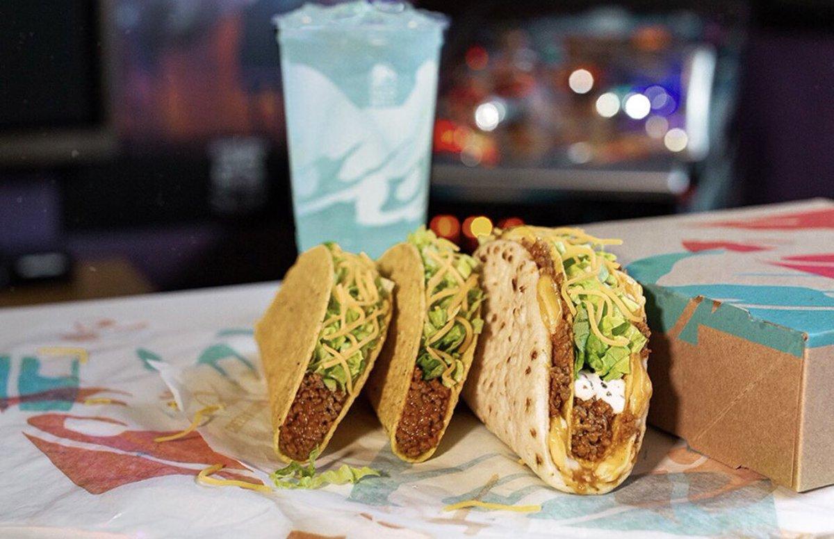 taco bell $5 box 2020