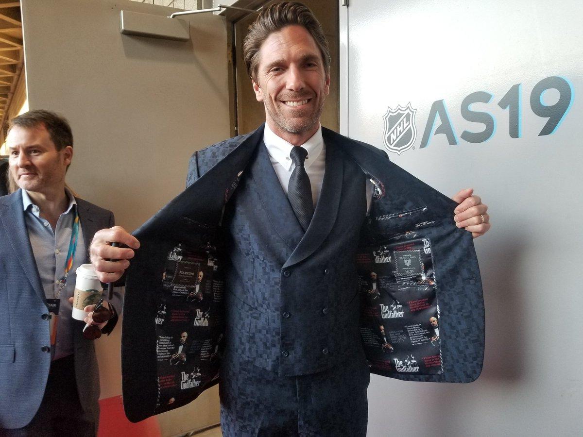 Cristina Ledra On Twitter Henrik Lundqvist S Suit Has The