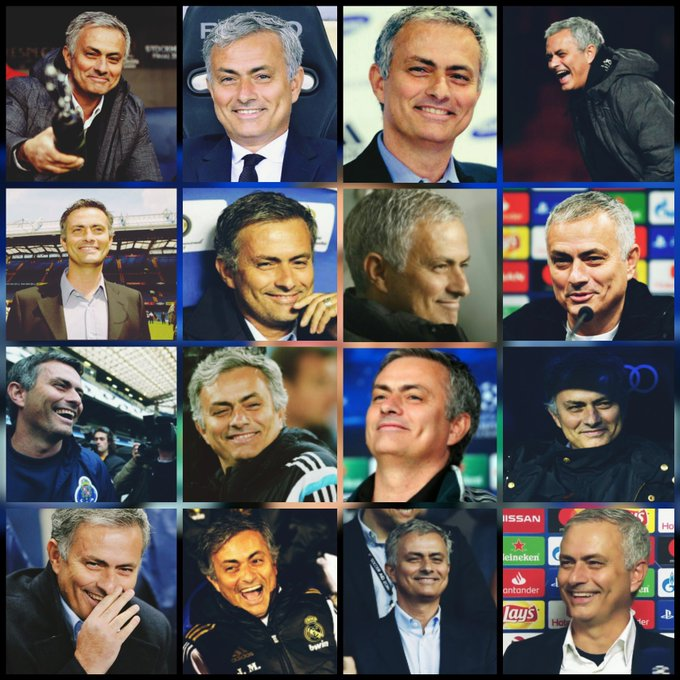 Happy 56th Birthday to Jose Mourinho the best manager I have ever seen  May the smile never leaves his face