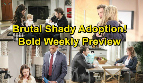 Celeb Dirty Laundry On Twitter The Bold And The Beautiful Spoilers