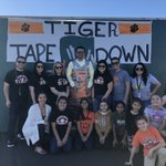 Image for the Tweet beginning: OG Student Council selling tape