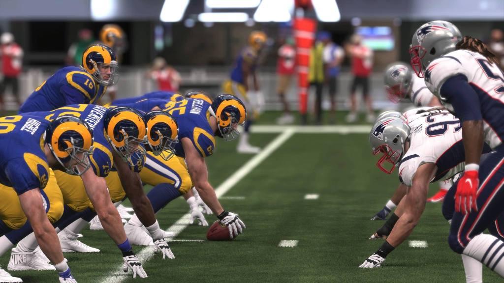 Madden NFL 19 Super Bowl