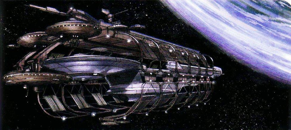 Enterprise Spacedock