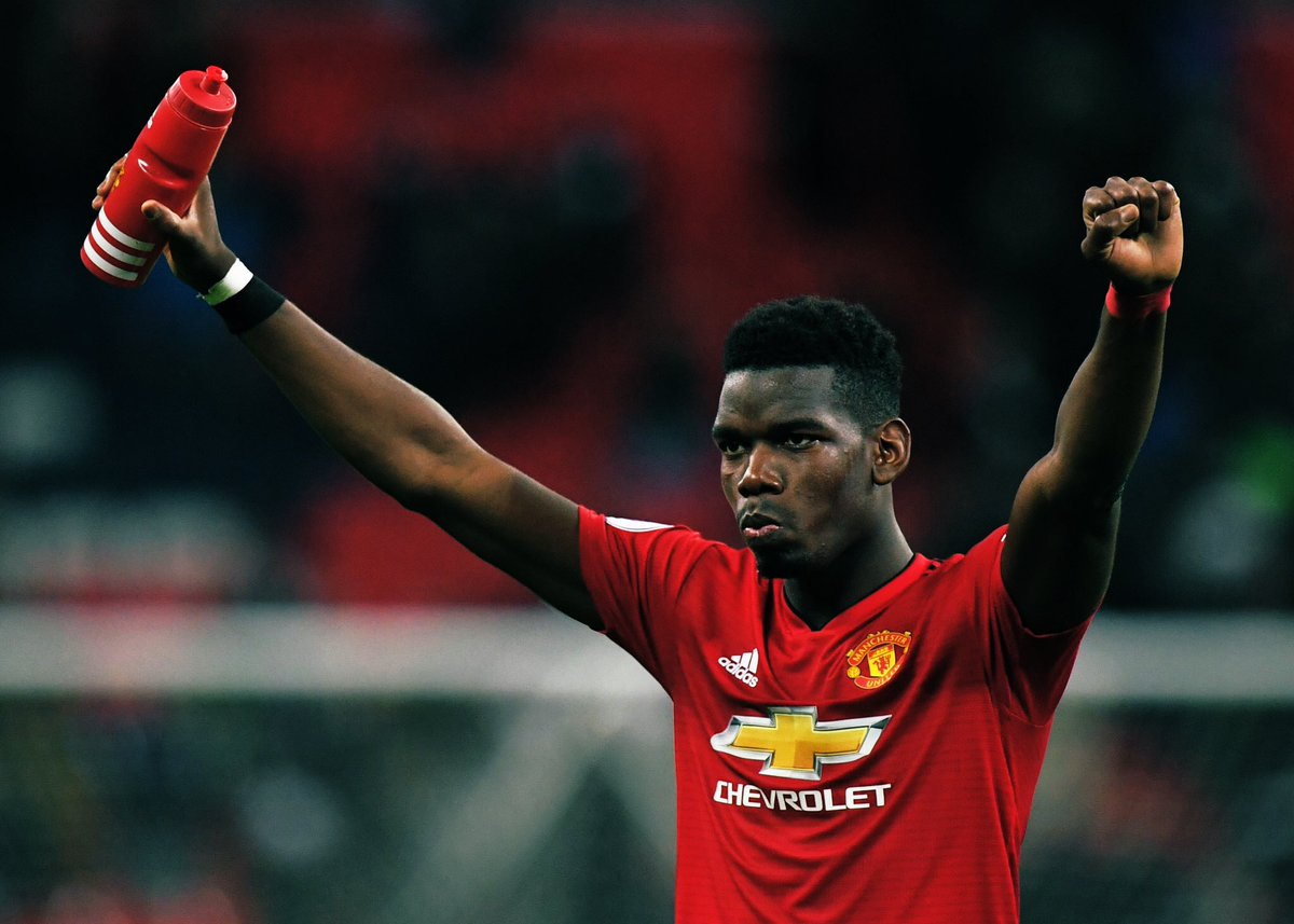 United's 'Swaggerlicious' midfileder, Paul 'Ikenna' Pogba, has shown the kind of 'virus' he is- one that destroys opponents!  With 8 goals & 5 assists for Olè, there's no #AntiPogbaVirus in the market!!!  #MUFC #FULMUN #bbcfootball #Pogba #SMWkaduna #bitcoin #Nigeria