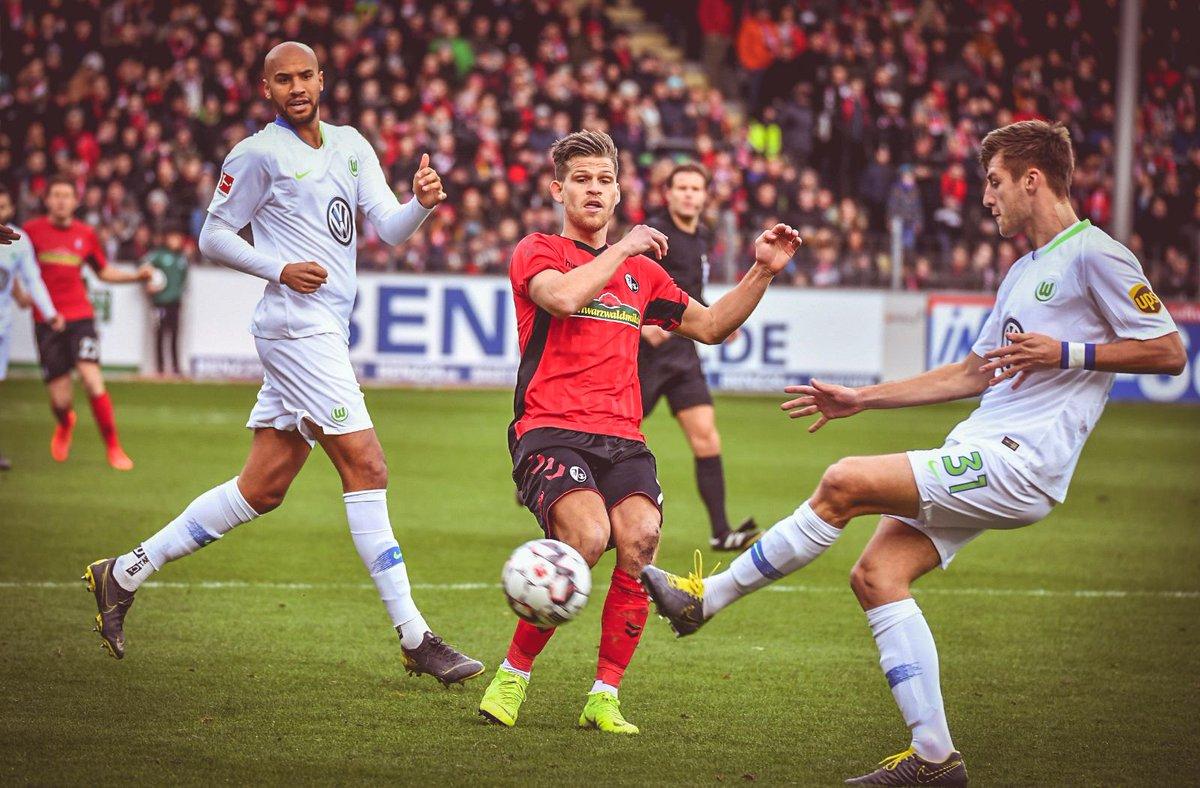 Video: Freiburg vs Wolfsburg