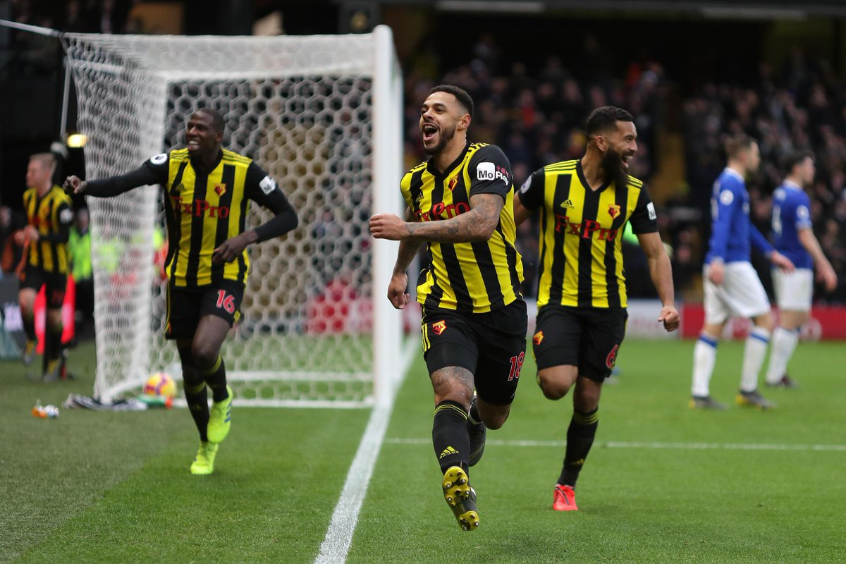 Video: Watford vs Everton