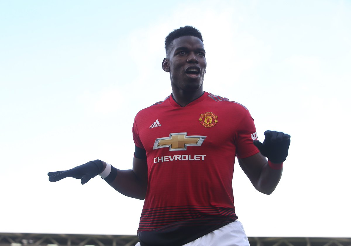 Is there a better midfielder in the @premierleague right now than @paulpogba 🤔  @FulhamFC : ⚽️⚽️ @LCFC : 🅰️ @BurnleyOfficial : ⚽️ @OfficialBHAFC : ⚽️ @SpursOfficial : 🅰️ @NUFC : ❌ @afcbournemouth : ⚽️⚽️🅰️ @htafcdotcom : ⚽️⚽️ @CardiffCityFC : 🅰️🅰️🅰️