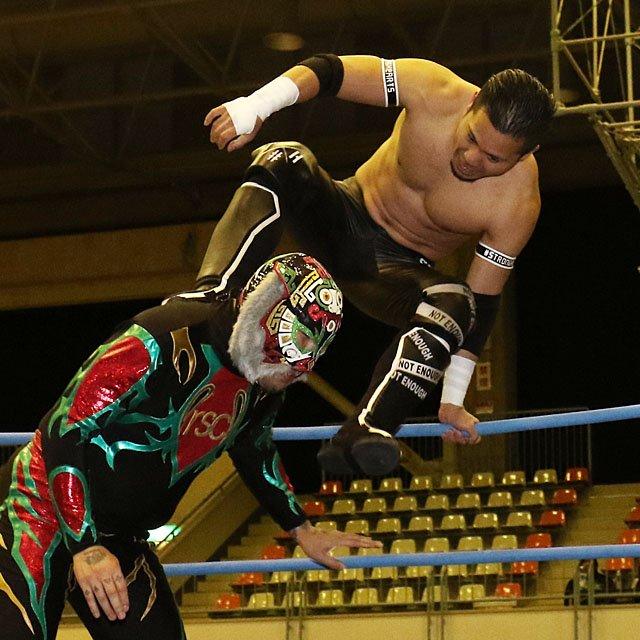 "AJPW: ""Jr. Battle of Glory 2019"" Día 3 - Gran inicio de TAJIRI 4"