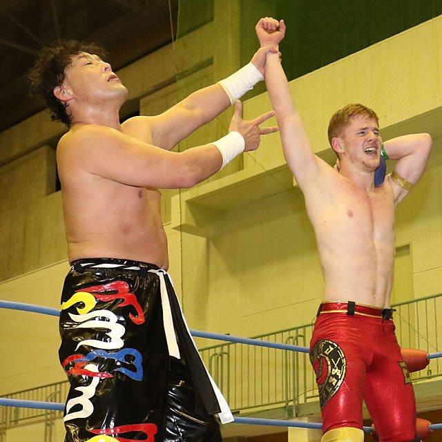 "AJPW: ""Jr. Battle of Glory 2019"" Día 3 - Gran inicio de TAJIRI 3"