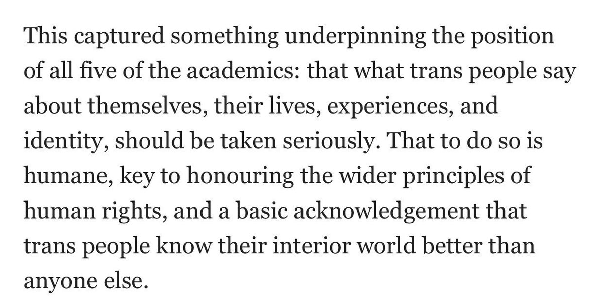 Uncle Toms Cabin Essay This Captured Something Underpinning The Position Of All Five Of The  Academics That What Trans  Places To Write About In A Descriptive Essay also Essay On Personal Values Thread By Monaeltahawy Feminist Academics Championing Trans  Writing Rhetorical Analysis Essay