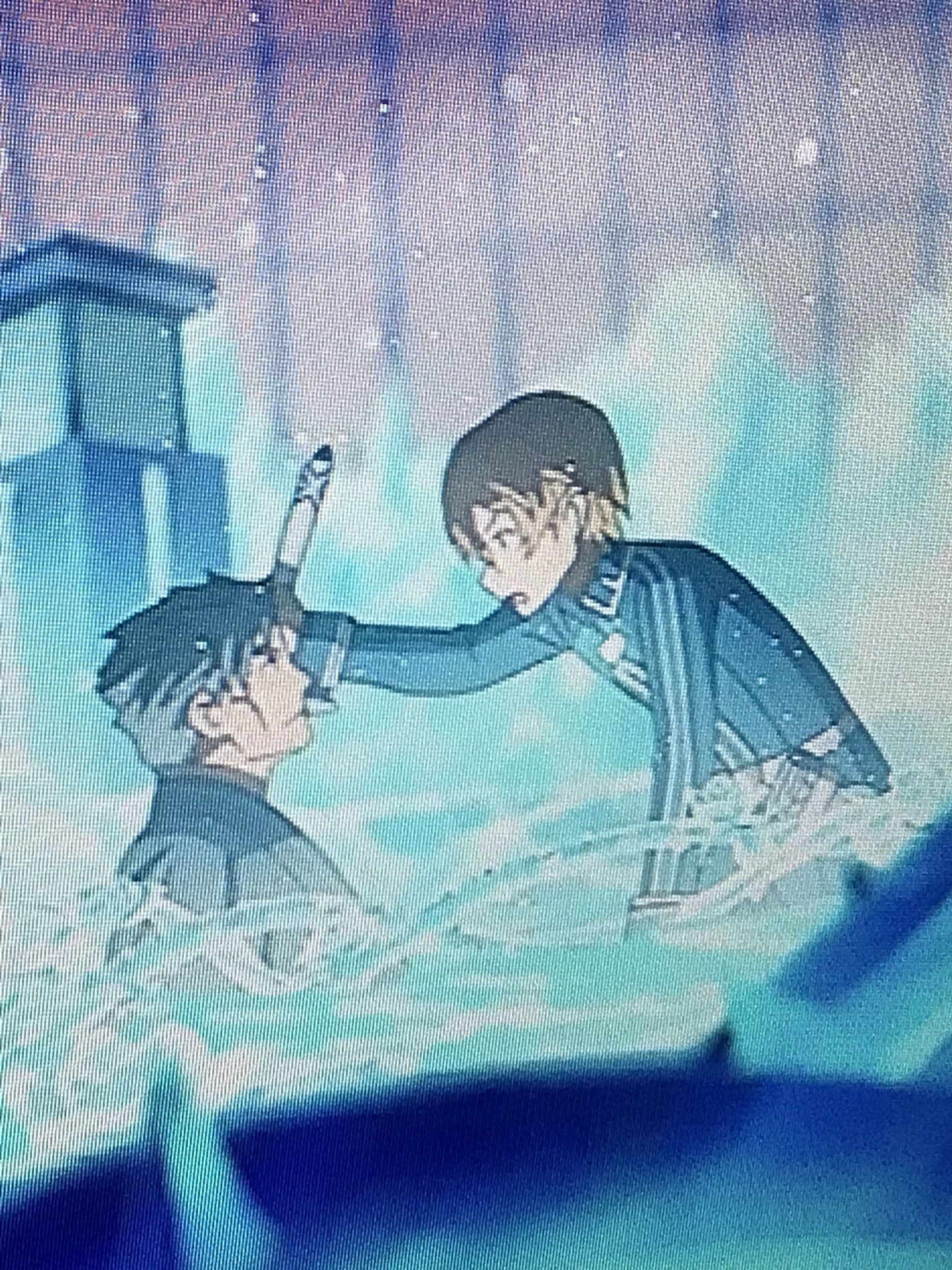 Eugeo is top Bercouli is bottom #sao_anime https://t.co/ji1fcGm6Wf
