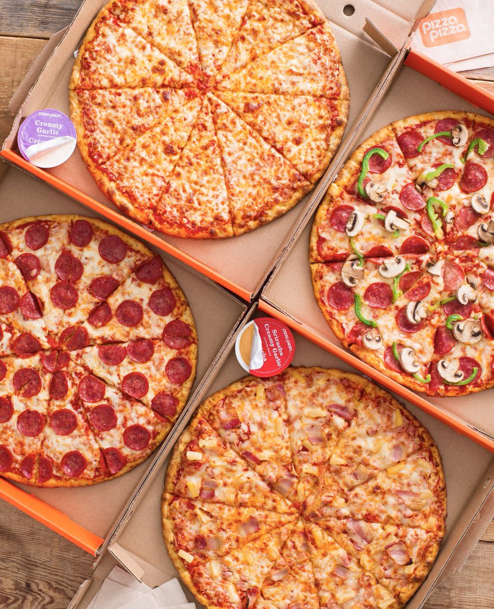 We're celebrating #NationalPizzaDay with 11% OFF - TODAY ONLY! Use code: PIZZADAY online/mobile app only. Minimum order subtotal $20