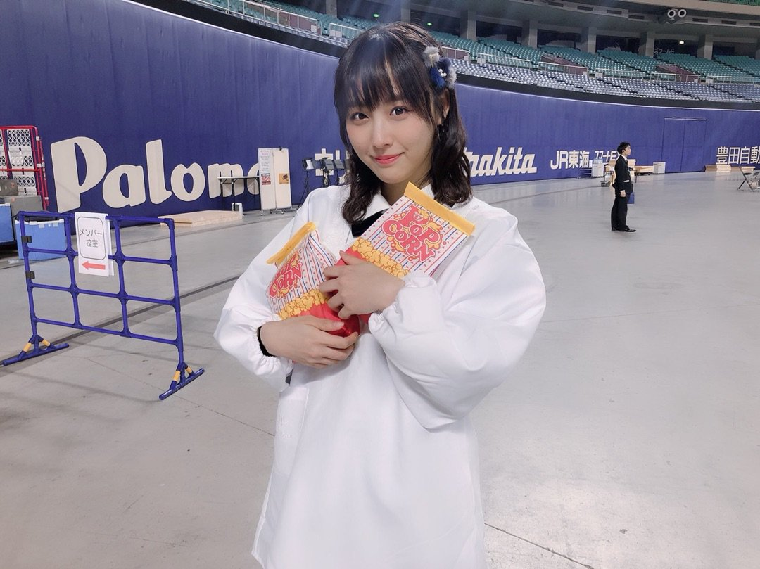 197: Stand by you 個握 鎌田菜月 赤字 名古屋 2019/2/9 ー アメブロを更新しました #鎌田菜月 https://ameblo.jp/atakeqq1959/entry-12439026546.html?timestamp=1549725612…