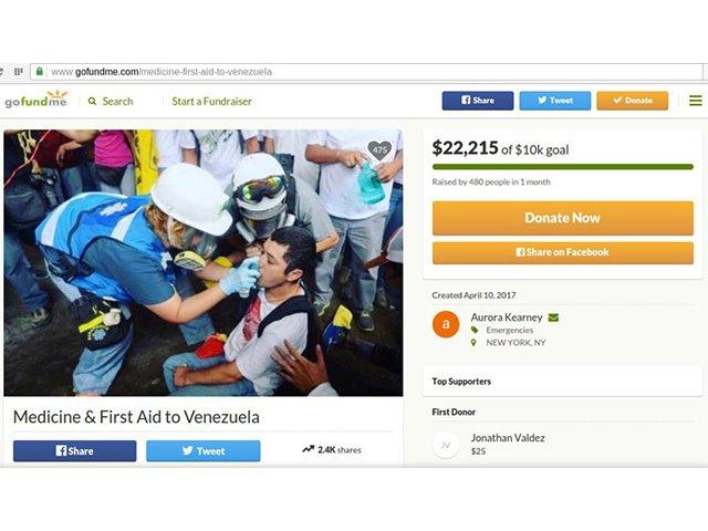 Maduro: Si algo me pasa, ¡retomen el poder y hagan una revolución más radical! - Página 7 Dy-TyO1WkAIPX6n