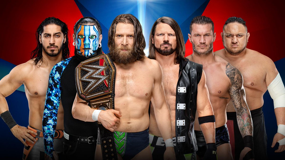 wwe elimination chamber 2019 results daniel bryan vs kofi kingston ronda rousey wwe wrestlemania full match wwe elimination chamber 2019 highlights wrestlemania 35 matches and predictions wwe news and rumors wrestling news wwe raw 2019 wwe smackdown live results wwe 205 live highlights - Dy  1xoXQAAmpQS - WWE Elimination Chamber 2019 Full Show Results and highlights