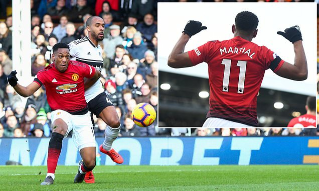 Anthony Martial shows he is the future of Manchester United with stunning display at Fulham... why was Jose Mourinho trying to get rid of him? | @CraigHope_DM https://dailym.ai/2DmvGcL