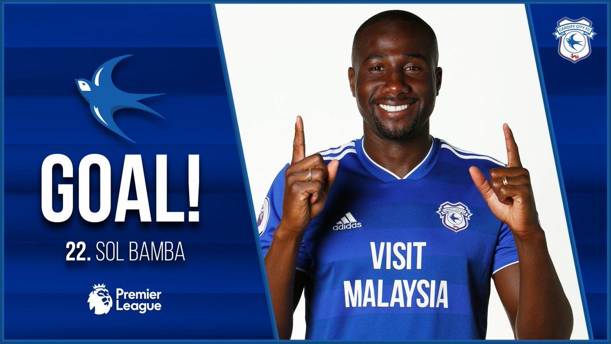 69 - GOAL!!! @Sol14Bamba!!! (0-1)  Match centre 👉 https://t.co/JX9qCHkAYq  #SOUCAR #CityAsOne