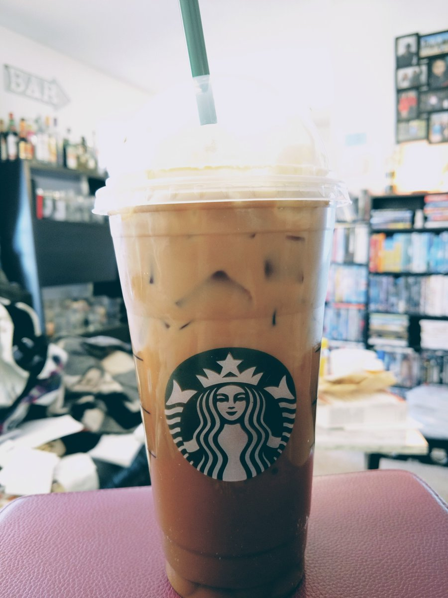 That first sip makes the busy world stop it's spinning & my heart slows as it enters my system.  #coffee #redeye #starbucks #CherryMocha #caffeine #addicted<br>http://pic.twitter.com/LN1aNzDpoJ