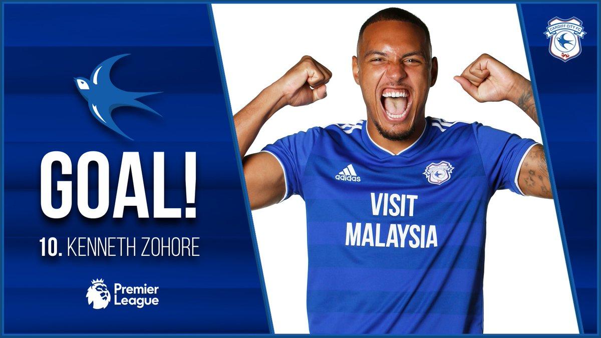 90+3 - GOAL!!!! @kzohore!!!! (1-2)  Match centre 👉 https://t.co/JX9qCHkAYq  #SOUCAR #CityAsOne