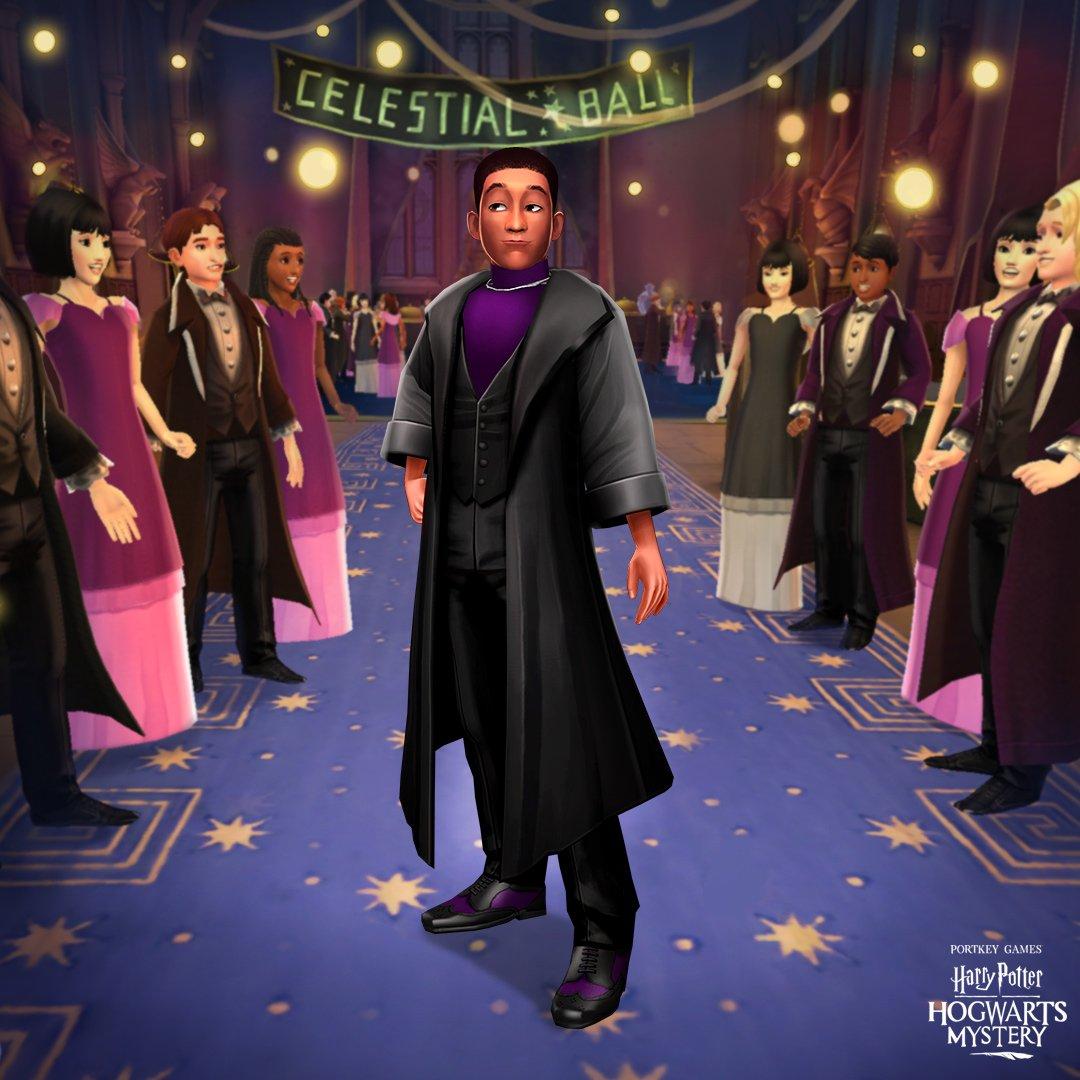hogwarts mystery dating