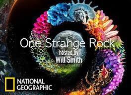 Binge worthy #OneStrangeRock on @netflix!! #science