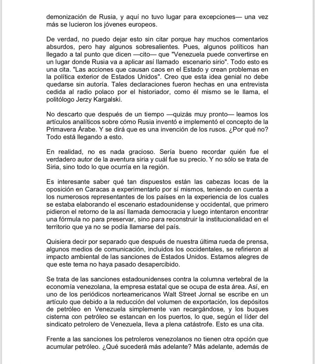 Maduro: Si algo me pasa, ¡retomen el poder y hagan una revolución más radical! - Página 7 Dy002IjXgAA0d_t