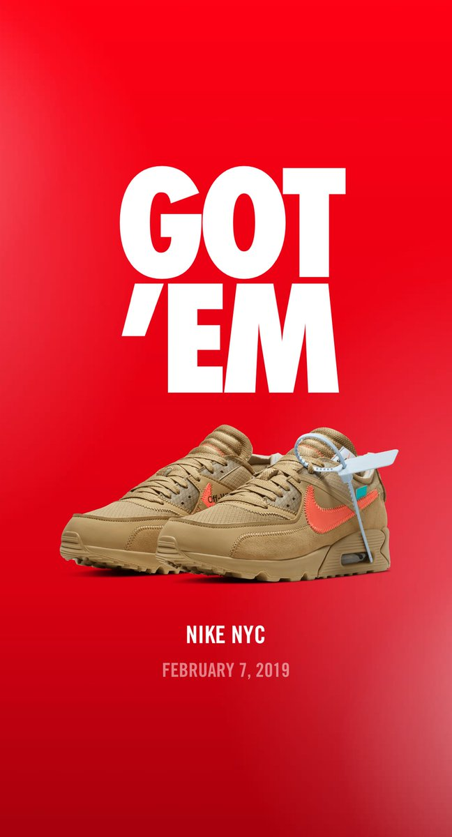 Check out my new pickup reserved with Nike SNKRS Pass: https
