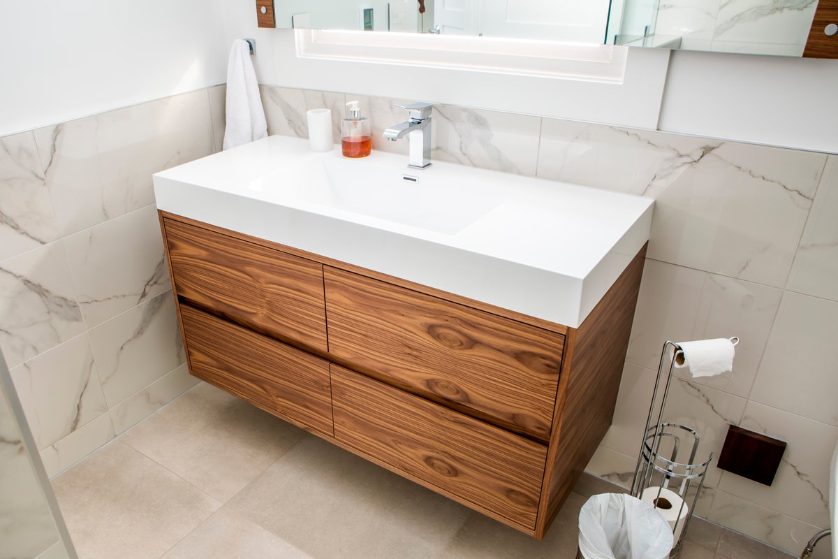 Scott Arthur Millwork Cabinetry Ltd On Twitter A Beautiful Custom Walnut Floating Vanity Mirror Frame Medicine Cabinet We Can Help You Create Your Own Personalized Bathroom Oasis For More Ideas