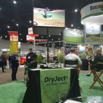 Image for the Tweet beginning: Last day #GIS19 #Dryject #GolfIndustryShow