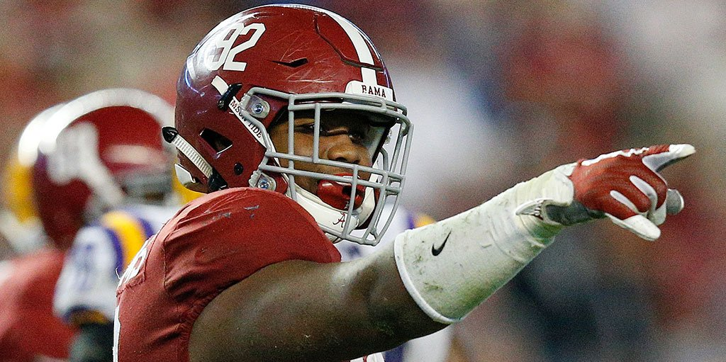 Quinnen Williams: Why I should go No. 1 in 2019 NFL Draft  http://www.NFL.com/Quinnen