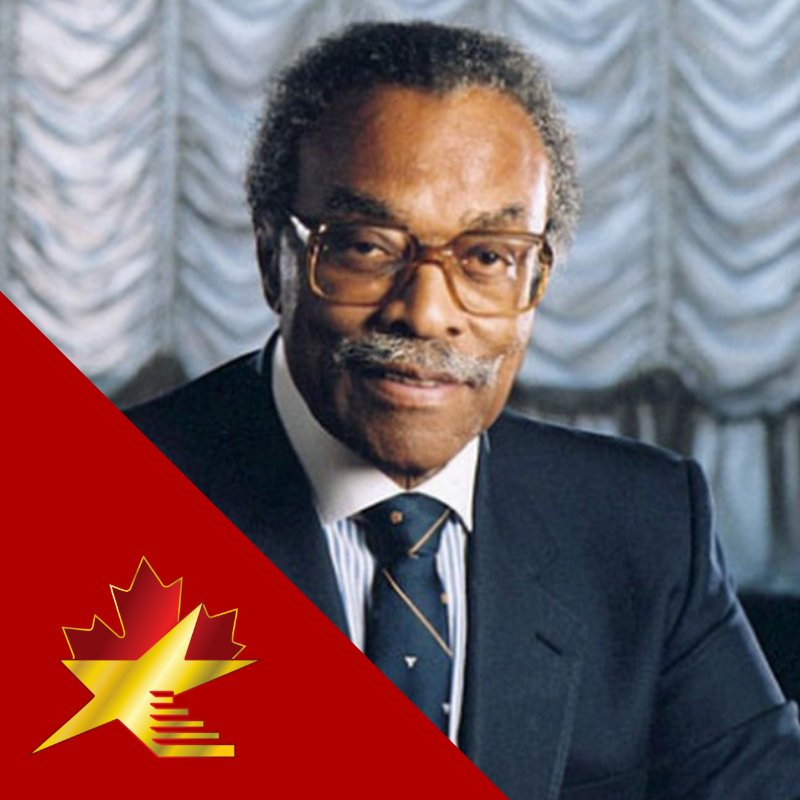Lincoln Alexander January 21st, 1922  - October 19th 1965 Lawyer, Member of Parliament In 1968, Lincoln Alexander, ran in the Canadian federal election and became Canada's 1st Black member of Parliament in the House of Common.  Jan 21st is Lincoln Alexander Day across Ontario.