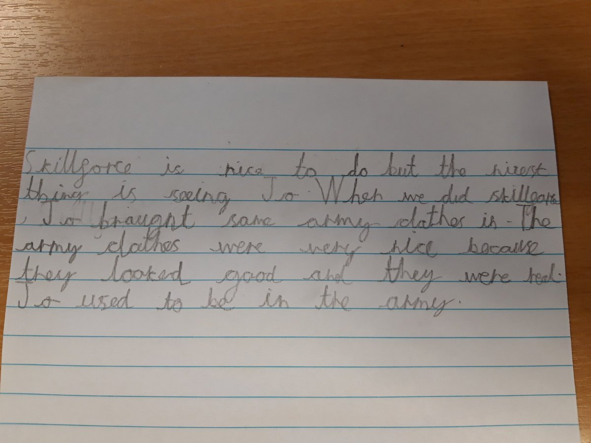 This is why I do my job @ThePWAward @MoredonPrimary #lucky